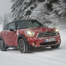 Mini is doubling its number of all-wheel drive cars