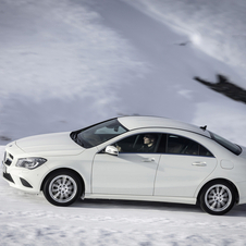 Mercedes-Benz CLA 200 CDI 4Matic