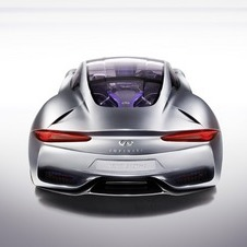 First Official Images of Infiniti Emerg-E Leak Ahead of Geneva