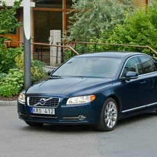 Volvo S80 T4F Summum Powershift Geartronic