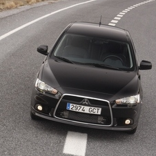 Mitsubishi Lancer 1.8 DID CT Intense