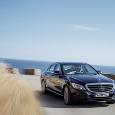 Mercedes-Benz C 250 BlueTec 4Matic