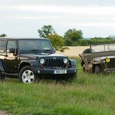 Jeep Celebrates 70 Years with Special Models and Displays at Goodwood