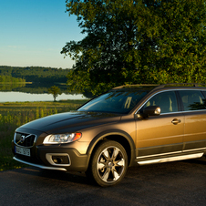 Volvo XC70 D5 Kinetic AWD Geartronic