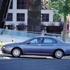 Alfa Romeo 166 2.4 JTD 20v Exclusive