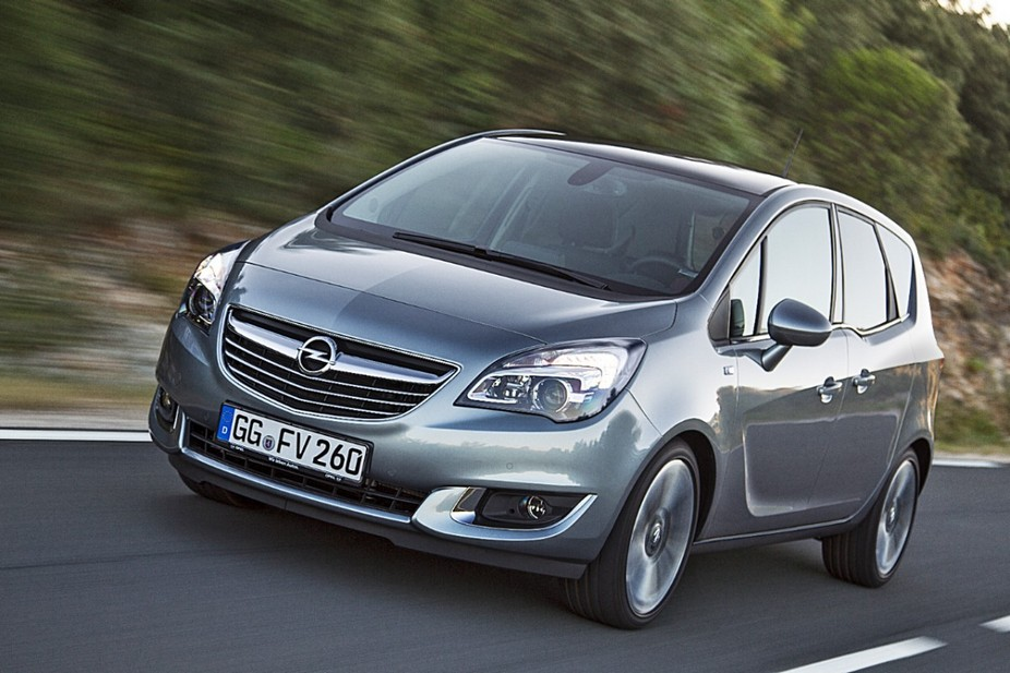 Gm And Psa Agree To Develop New Mpv And Crossover In Europe News