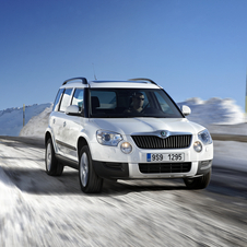It also also introducing the Yeti Sochi with expanded trim and 1.8-liter turbo