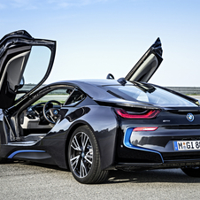 The i8 will be on sale by early 2014
