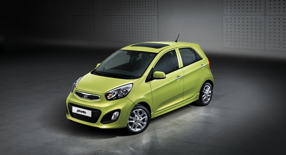 kia picanto 1 1 ex sport auto 1 photo and 54 specs. Black Bedroom Furniture Sets. Home Design Ideas