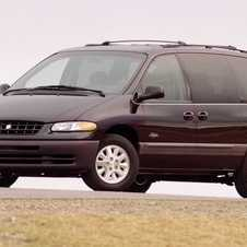 Plymouth Grand Voyager Rallye