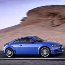To give life to the new Audi TT, the German brand chose a range of three four-cylinder engines