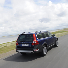 Volvo XC70 T6 Ocean Race AWD Geartronic