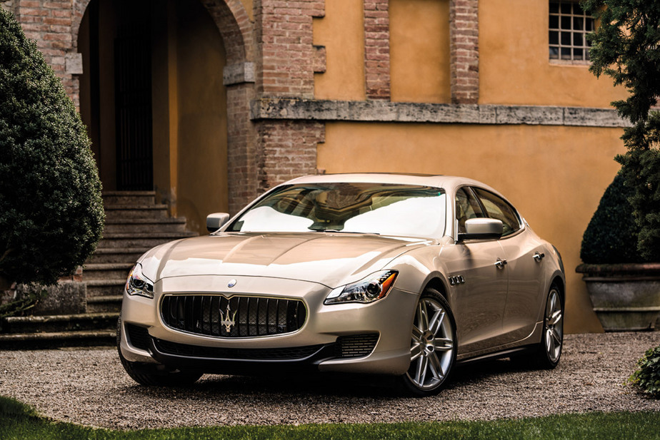 maserati expecting much better sales of new quattroporte in us and china news. Black Bedroom Furniture Sets. Home Design Ideas