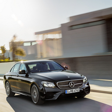 The new E43 AMG 4Matic is powered by a retuned version of Mercedes-Benz's twin-turbocharged 3.0-litre V6 petrol engine