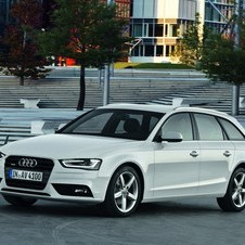 Audi A4 Avant 1.8 TFSI Attraction multitronic