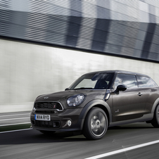 MINI (BMW) Paceman Cooper D Automatic