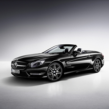 New SL400 is 23hp more powerful than the SL350