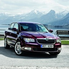 Skoda Superb 2.0I TDI CR 140hp Comfort