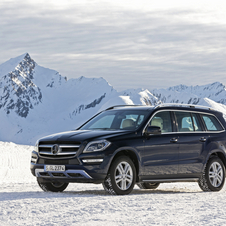 Mercedes-Benz GL400 4Matic