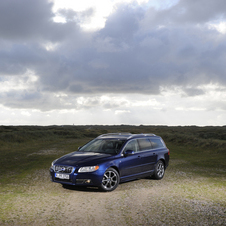 Volvo V70 3.2 Ocean Race AWD Geartronic