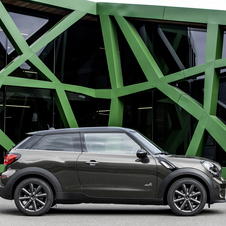 MINI (BMW) Paceman Cooper D ALL4 Automatic