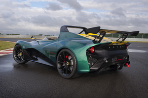 Lotus plans to produce 311 units of 3-Eleven over the next two years