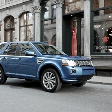 The Freelander accounts for a large portion of Land Rover sales