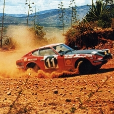 O Safari Rally Z venceu as edições de 1971 e 1973 do Ráli Safari do Leste Africano
