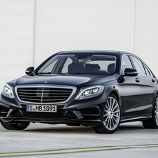 Mercedes-Benz S 500 4Matic LWB