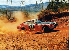 The Safari Rally Z won the 1971 and 1973 East Africa Safari Rally
