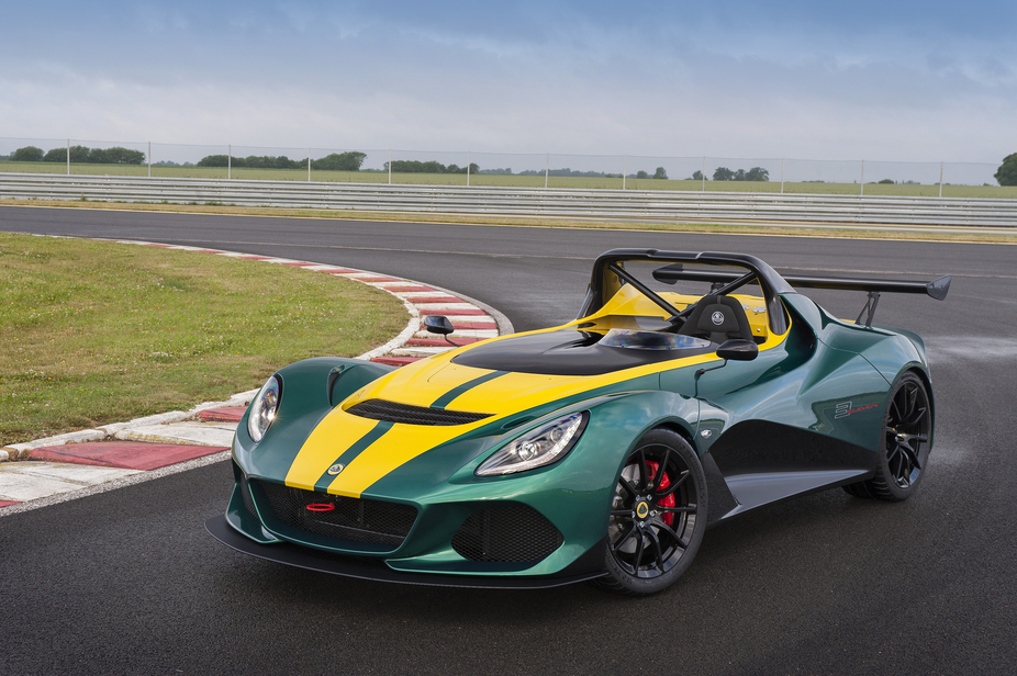 With 456cv and less than 900kg, the new Lotus 3-Eleven will be sold in two versions: Road and Race