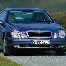 Mercedes-Benz CLK 200 Coupé AT