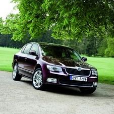 Skoda Superb 2.0I TDI CR 140hp Elegance
