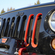 Jeep Wrangler Level Red