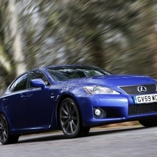 Lexus IS 250 2.5 F-Sport