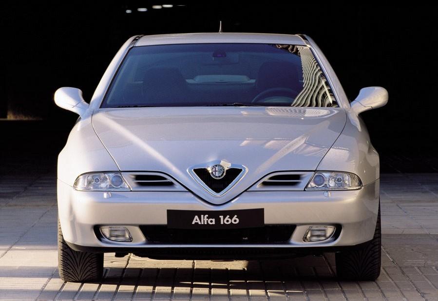 Alfa Romeo 166 JTD M-JET 20V TI :: 1 photo and 69 specs :: autoviva ...