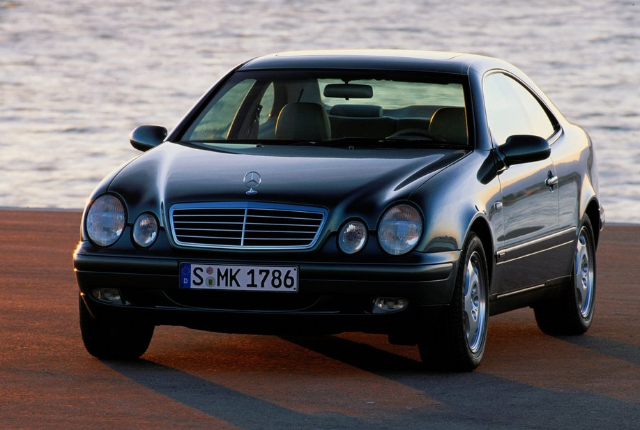 mercedes benz clk 200 kompressor coup 1 photo and 64. Black Bedroom Furniture Sets. Home Design Ideas