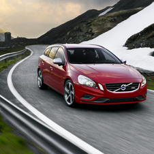 Volvo V60 D5 Summum AWD Geartronic
