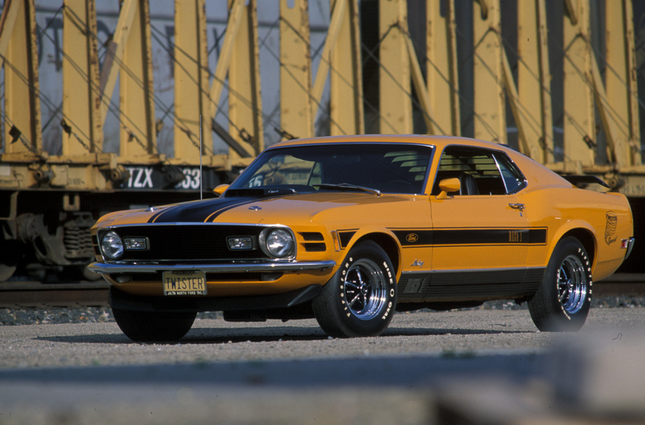 Ford Mustang Mach 1 429