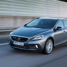 Volvo V40 Cross Country D2 Momentum Geartronic