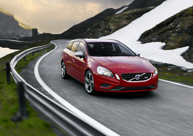 Volvo V60 T6 Summum AWD Geartronic