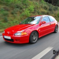 Honda Civic LSi