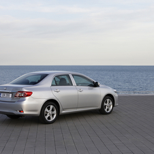 Toyota Corolla SD 1.33 VVT-i Exclusive
