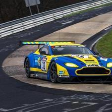 The company hopes its Bilstein-sponsored GT3 will take an overall win