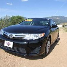 Toyota Camry 2.5 LE