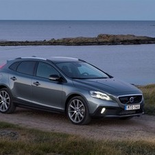 Volvo V40 Cross Country D2 Summum Geartronic
