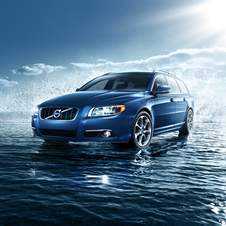 Volvo V70 T5 Ocean Race Powershift Geartronic