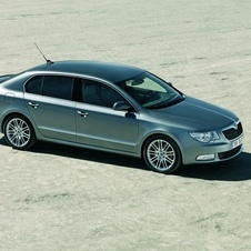 Skoda Superb 2.0 TDI CR 170cv DPF Ambition