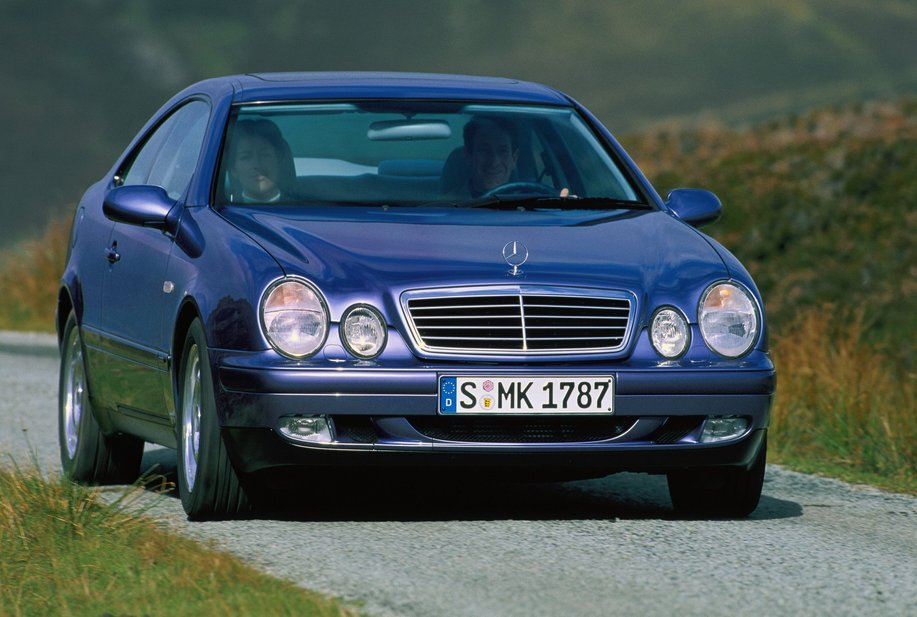 mercedes benz clk 230 kompressor coup 1 photo and 64 specs. Black Bedroom Furniture Sets. Home Design Ideas