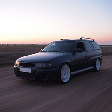 Opel Astra 1.7 Turbo Diesel Station Wagon